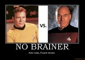 Main thumb no brainer kirk picard star trek demotivational poster 1248632771