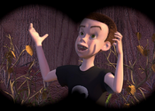 Main thumb will poulter toy story