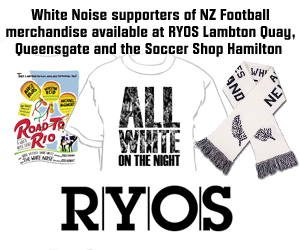 White Noise Merch In Store NOW! | Yellow Fever — Supporters of the